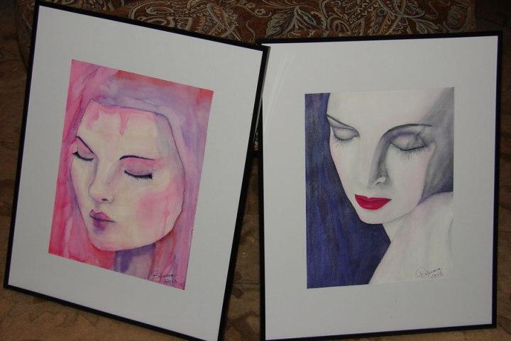 art-show-framed