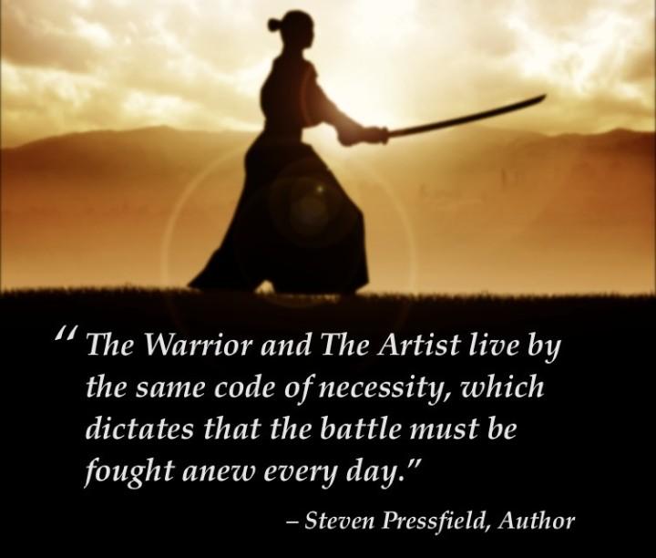warrior-artist